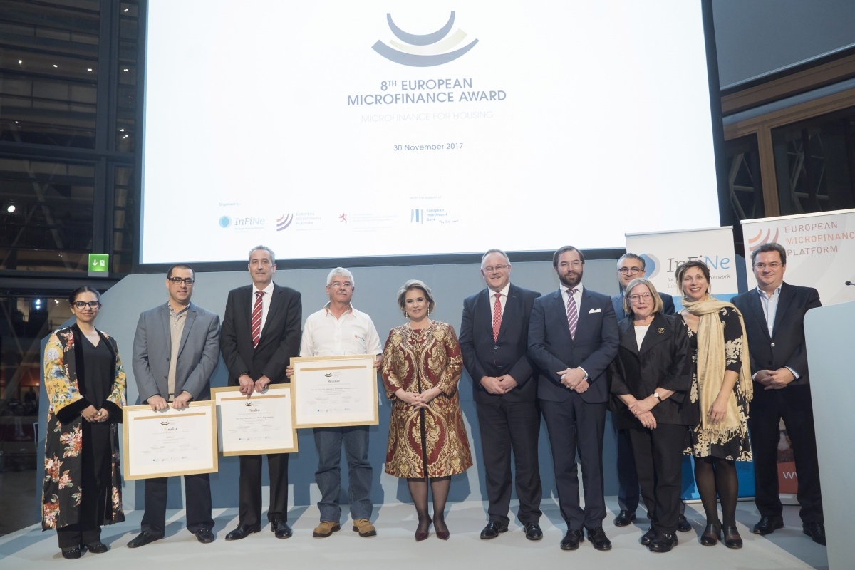 microfinance institution in europe Microfinance in europe: bnp paribas invests to create jobs 20102017 several thousand jobs are created by the microfinance institutions (mfis) that bnp paribas supports across five european countries.